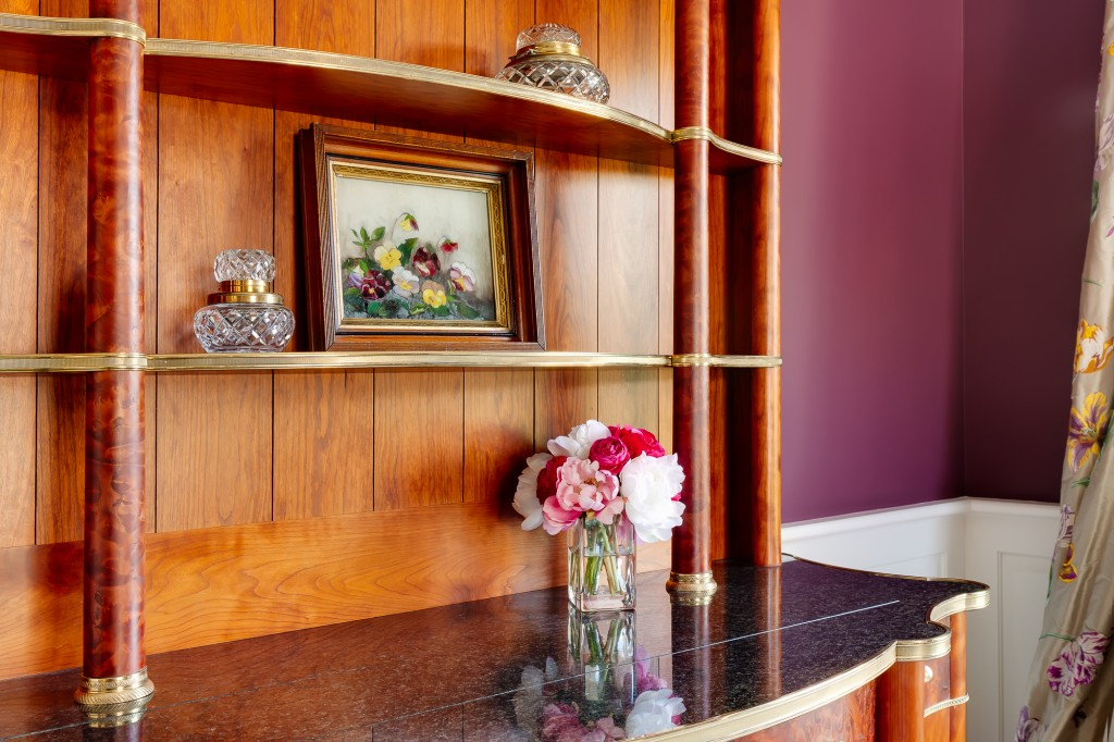Cherryfield tv cabinet phi home designs for Midcoast home designs